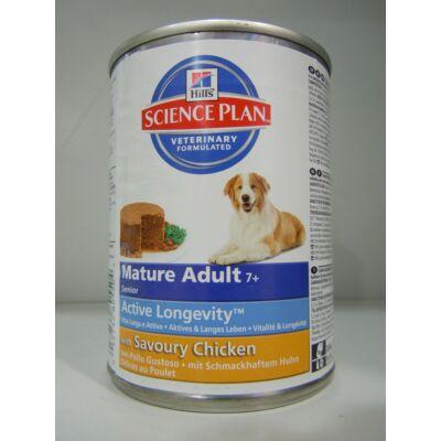 Hills SP Canine Mature Adult Chicken 0,37 kg | Kutyatáp24