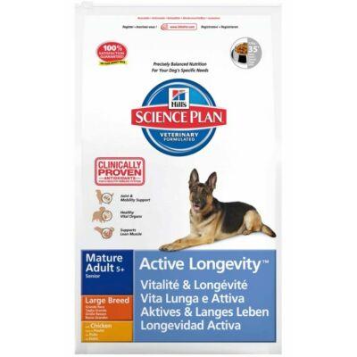 Hills SP Canine Mature Adult Large Breed 12 kg | Kutyatáp24