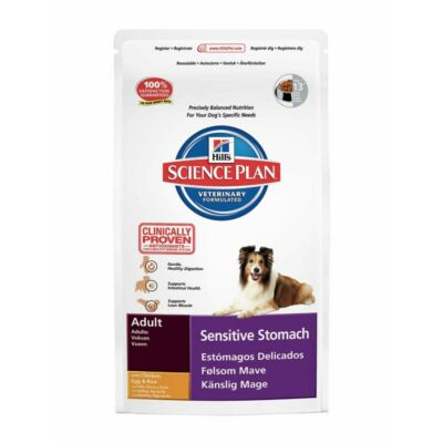 Hills SP Canine Adult Sensitive Stomach érzékeny gyomor, csirke, 3 kg   Kutyatáp24
