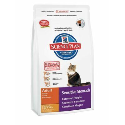 Hills SP Feline Adult Sensitive Stomach 1,5 kg | Kutyatáp24