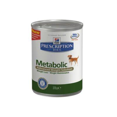 Hills PD Canine Metabolic 0,37 kg | Kutyatáp24