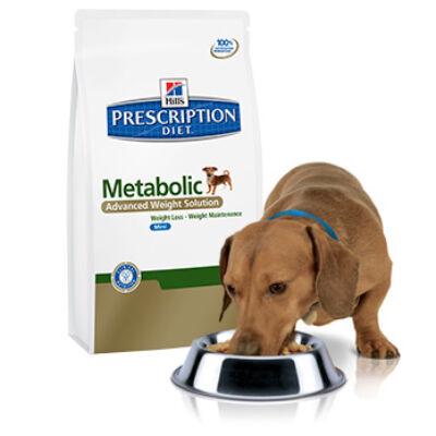 Hills PD Canine Metabolic Mini - toy 1,5 kg | Kutyatáp24