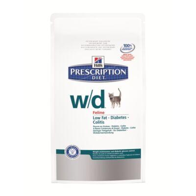 Hills PD Feline w/d elhízás, cukorbetegség, 1,5 kg   Kutyatáp24