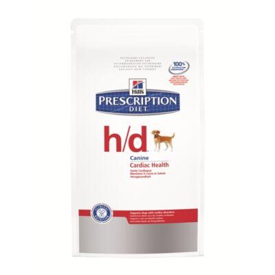 Hills PD Canine h/d szív, vese, májbetegségek, 5 kg | Kutyatáp24