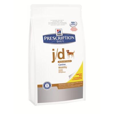 Hills PD Canine j/d Reduced Calorie 4 kg   Kutyatáp24