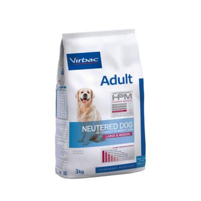 Virbac Adult Neutered Large & Medium dog (>25kg)