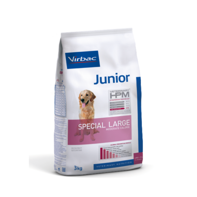 Virbac Junior Dog Special Large