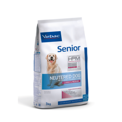 Virbac Senior Neutered Large & Medium dog (>25kg)