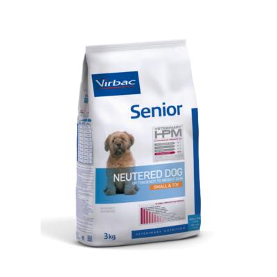Virbac Senior Neutered Small & Toy dog  (<10kg)