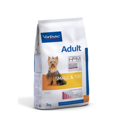 Virbac Small & Toy Adult dog (<10kg)