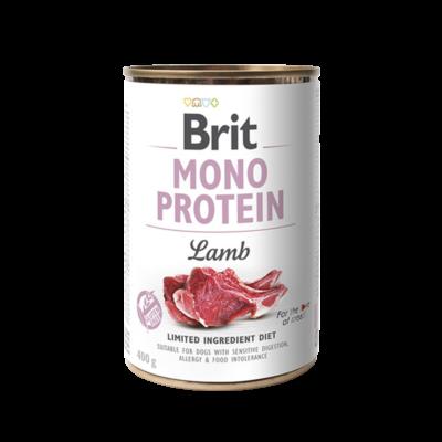 Brit Mono Protein - Lamb - 400 g   Kutyatáp24