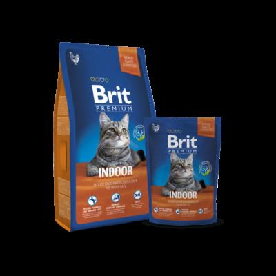 Brit Premium Cat Indoor 800 g | Kutyatáp24