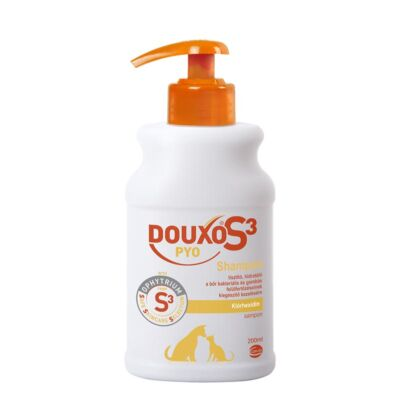 DOUXO® S3 Pyo Sampon 200 ml