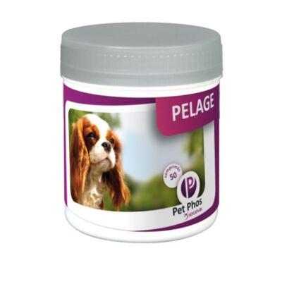 PET PHOS® COAT ízesített tabletta kutyának